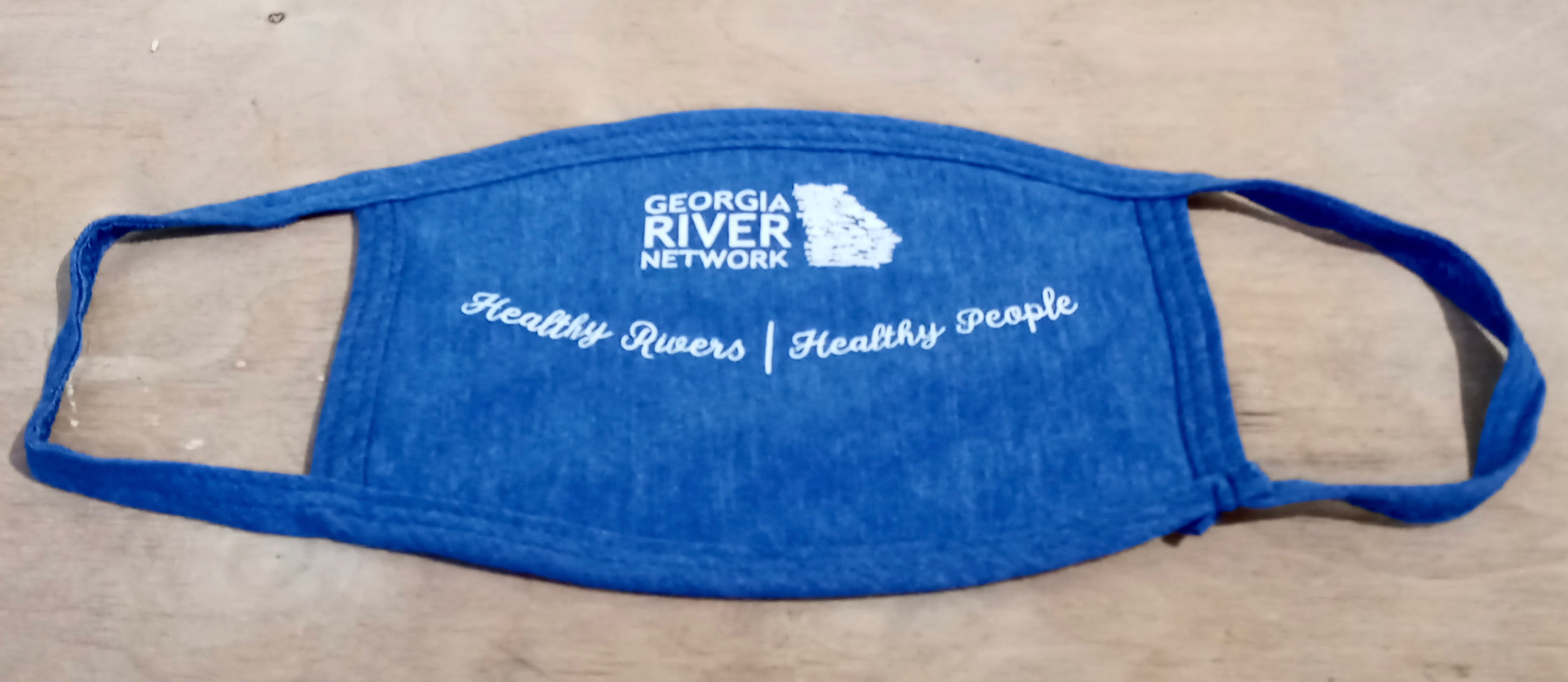Georgia River Network Face Covering
