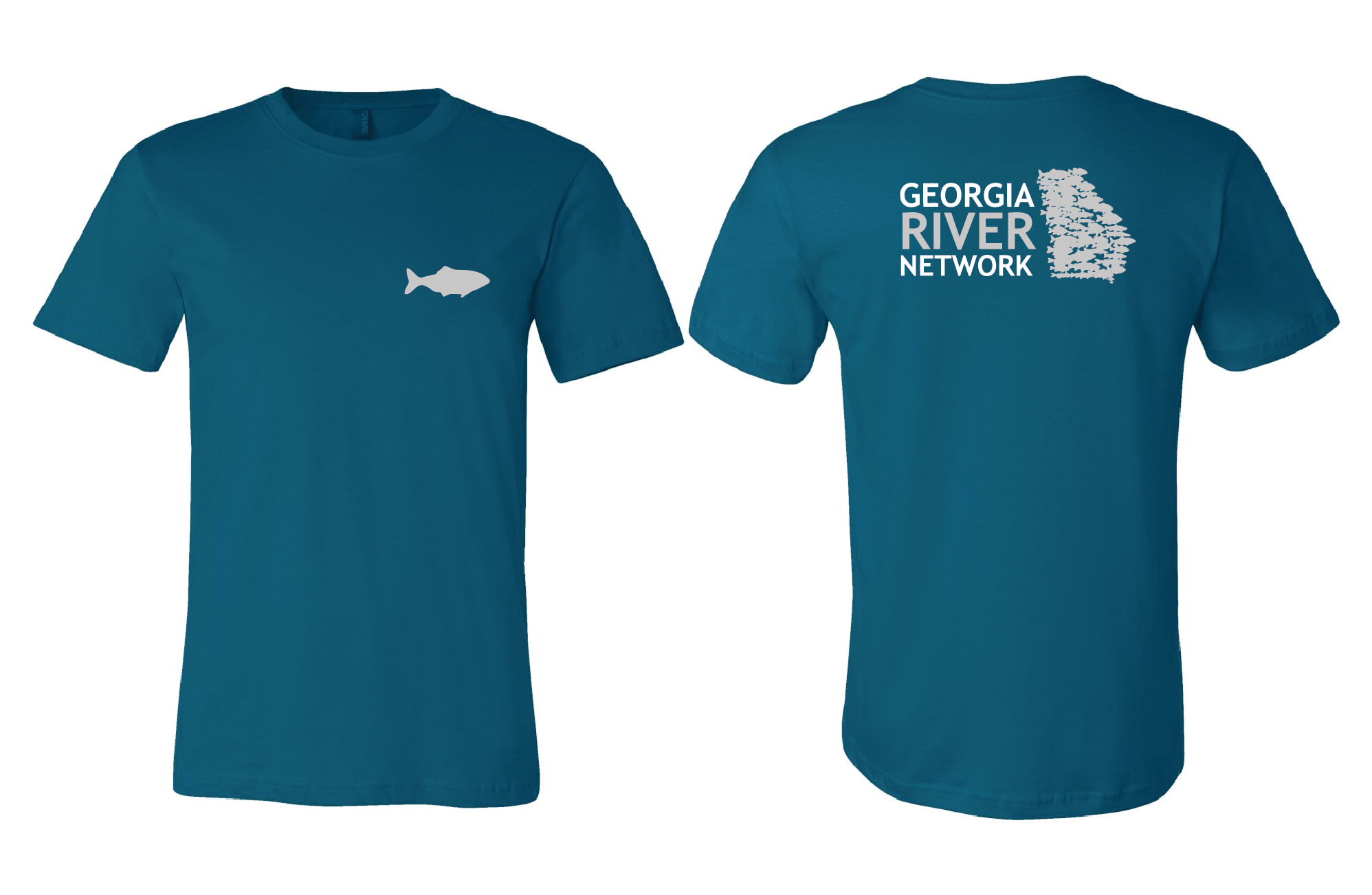 GRN Teal T-shirt