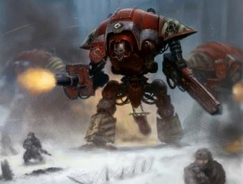40k Super Heavy BIG Battle!- Thursday 5pm