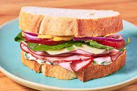 Lunch, Choice B: Ham