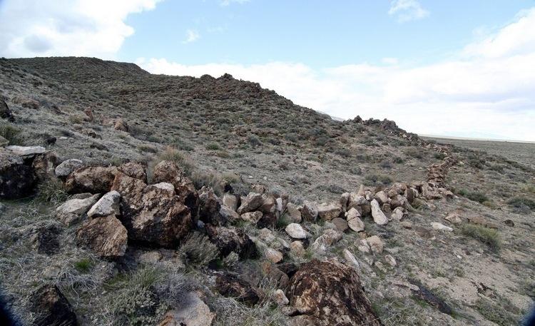 Ancient Pronghorn Antelope Trap Site Van Tour (7:45 AM - 4:00 PM)