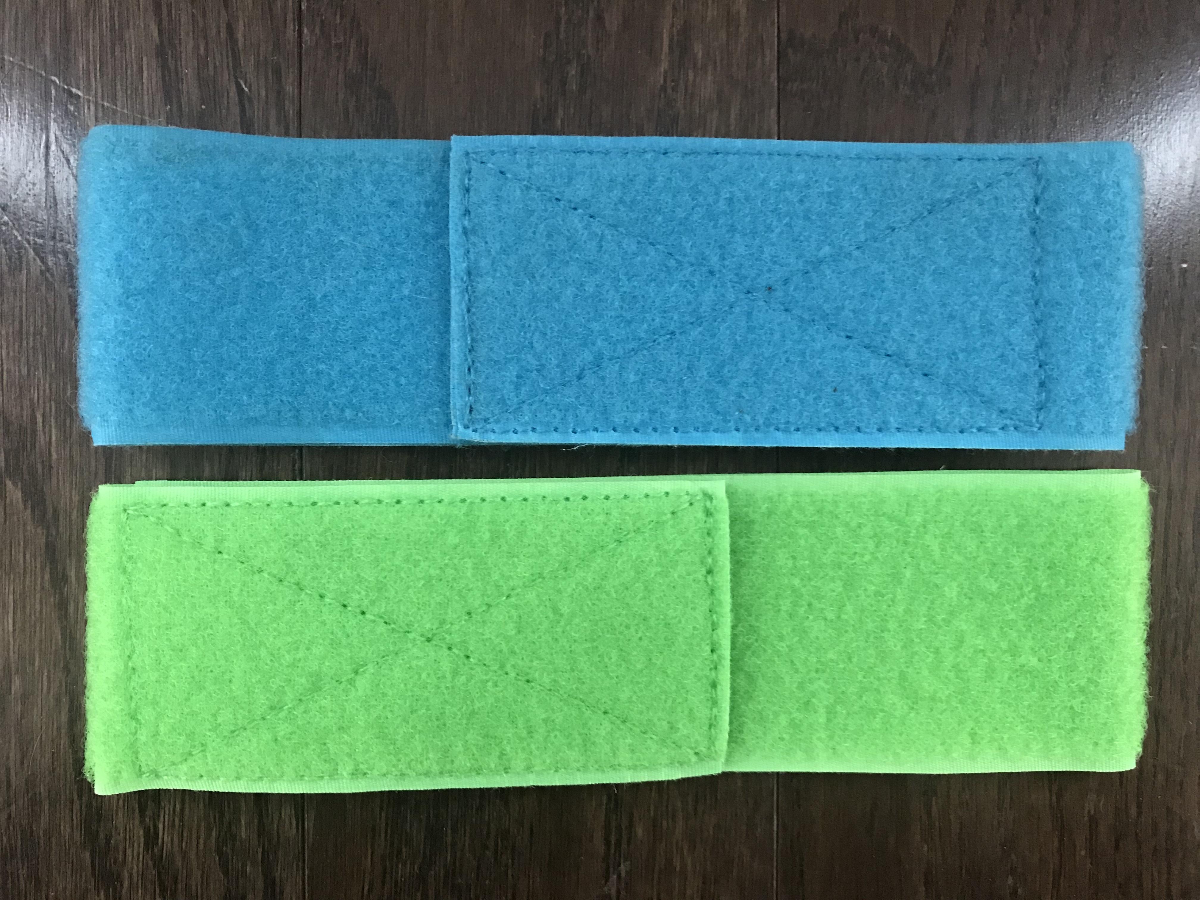 Two Reusable Armbands