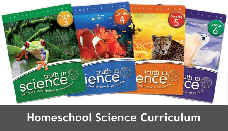 Truth In Science Curriculum-Price including shipping cheapest on net