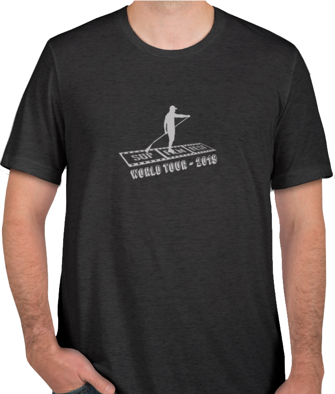 SUP Film Fest t-shirt