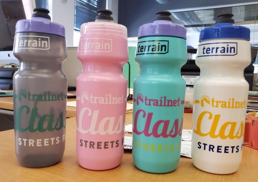 """""""Trailnet Classics"""" Water Bottle"""