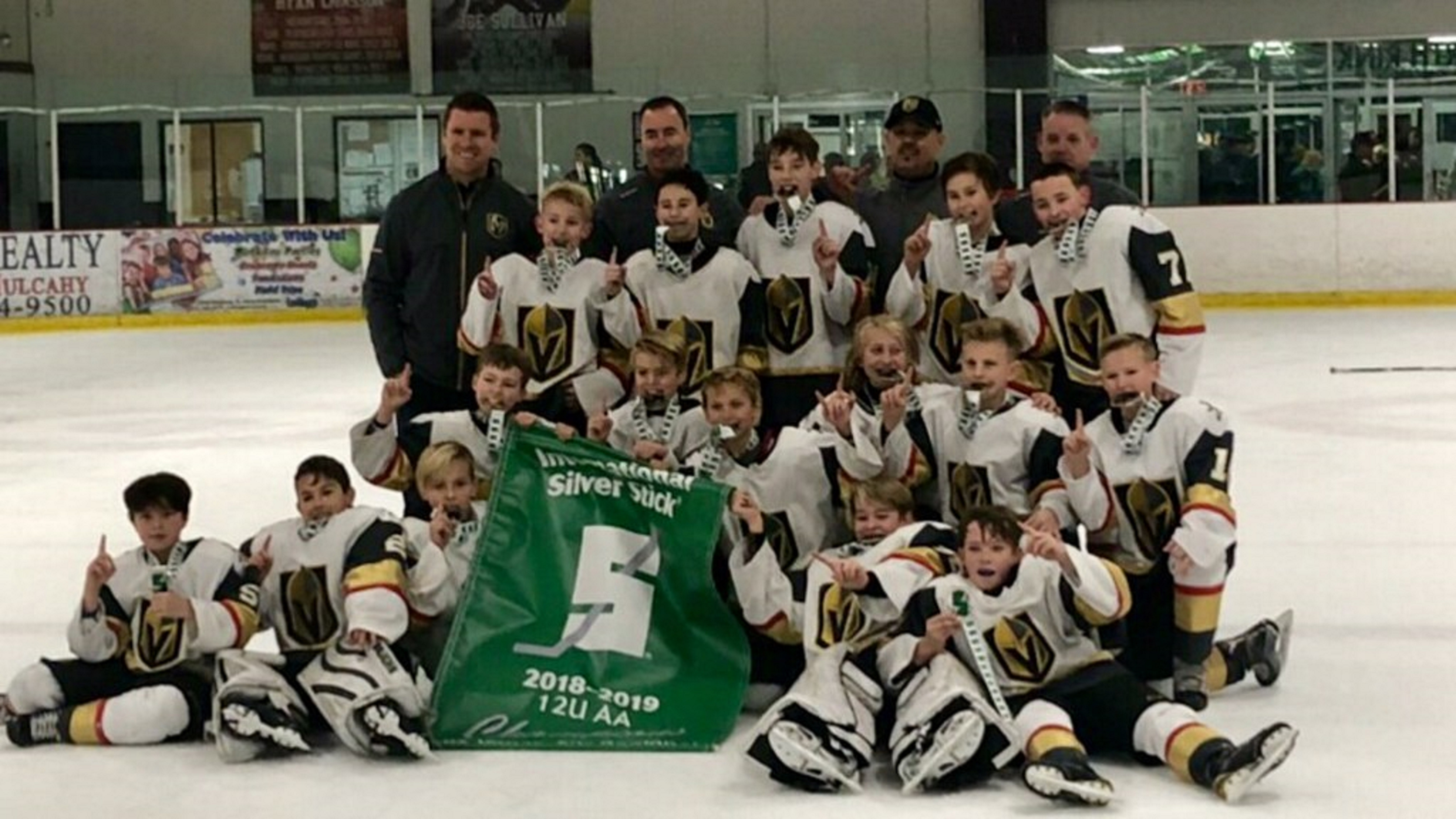 Here Is How We Can Help Nationally Ranked Vegas Jr Golden Knights