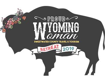 Proud Wyoming Woman Retreat