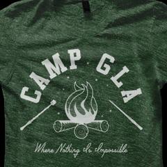Camp GLA Fire T-Shirt 2020