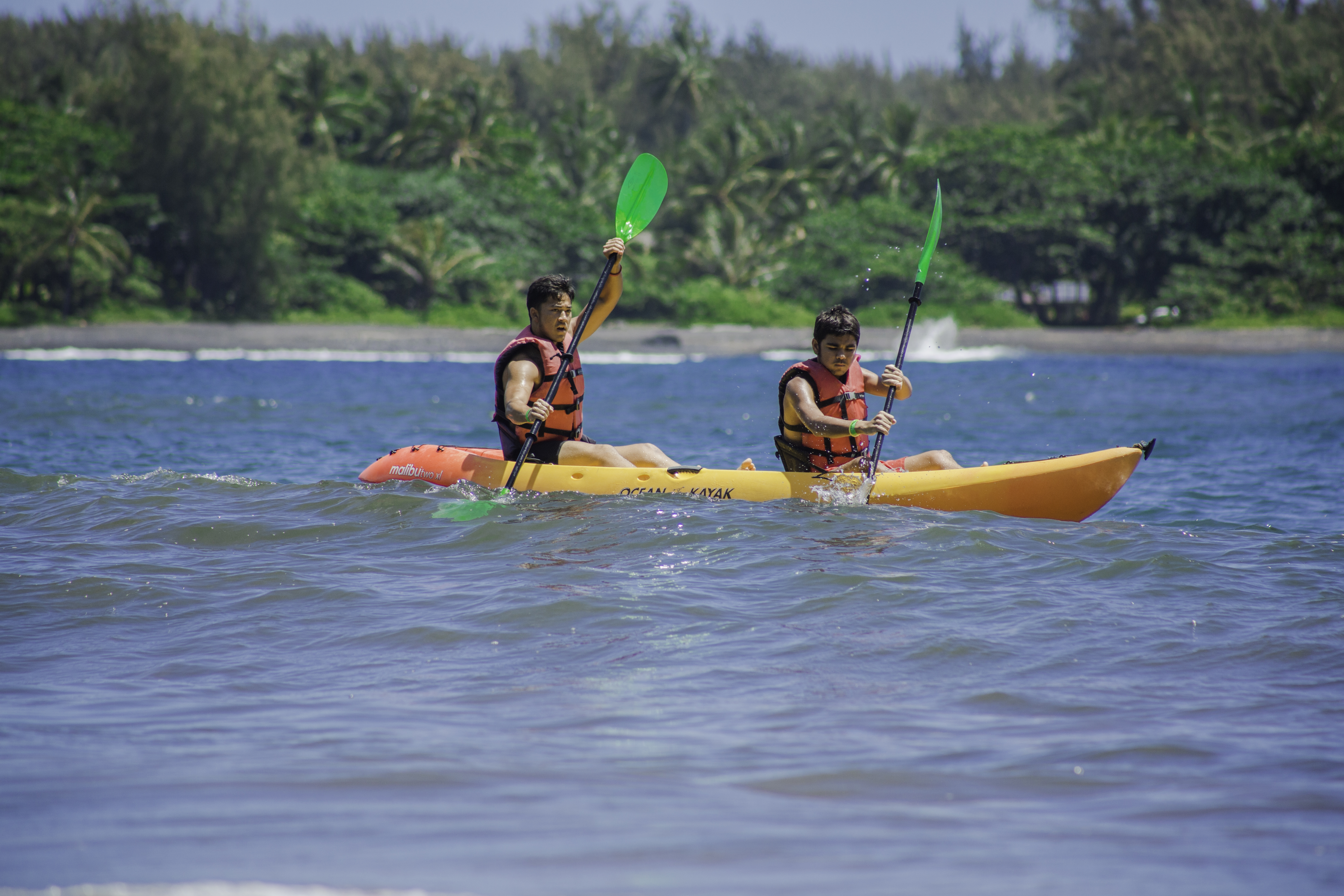 Paddle Sports and Water Camp, Friday March 26 (Prince Kuhio Day)