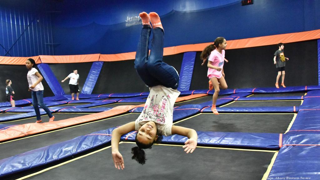 Jump for Joy Night, Friday March 5