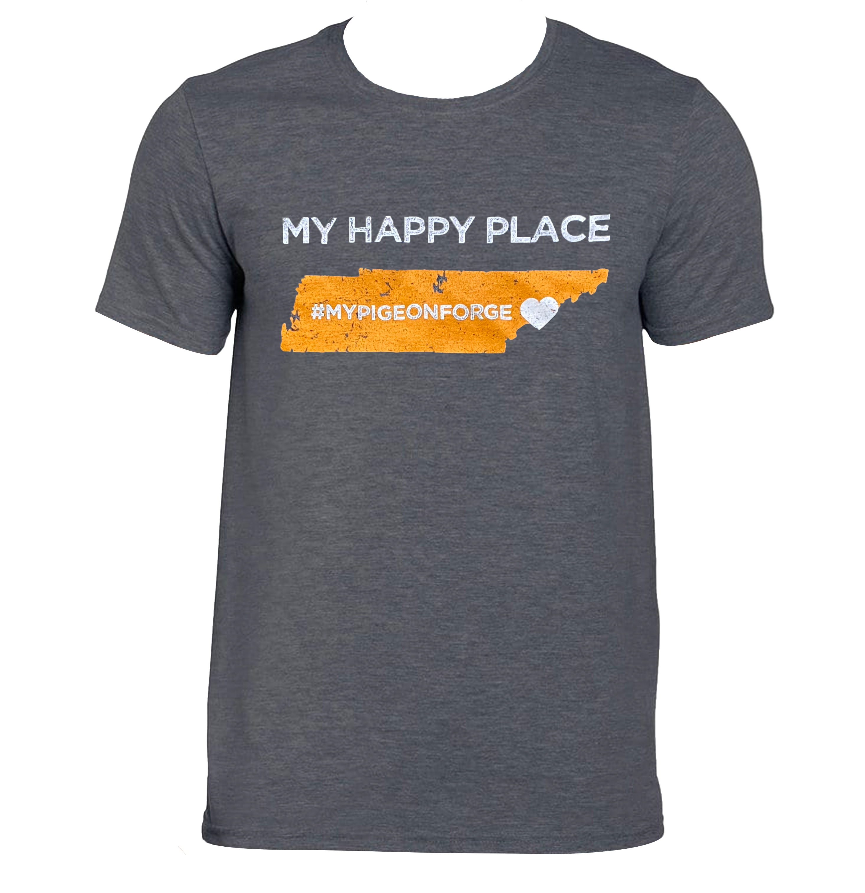 My Happy Place T-Shirt: S
