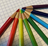 24 pack of Colored Pencils