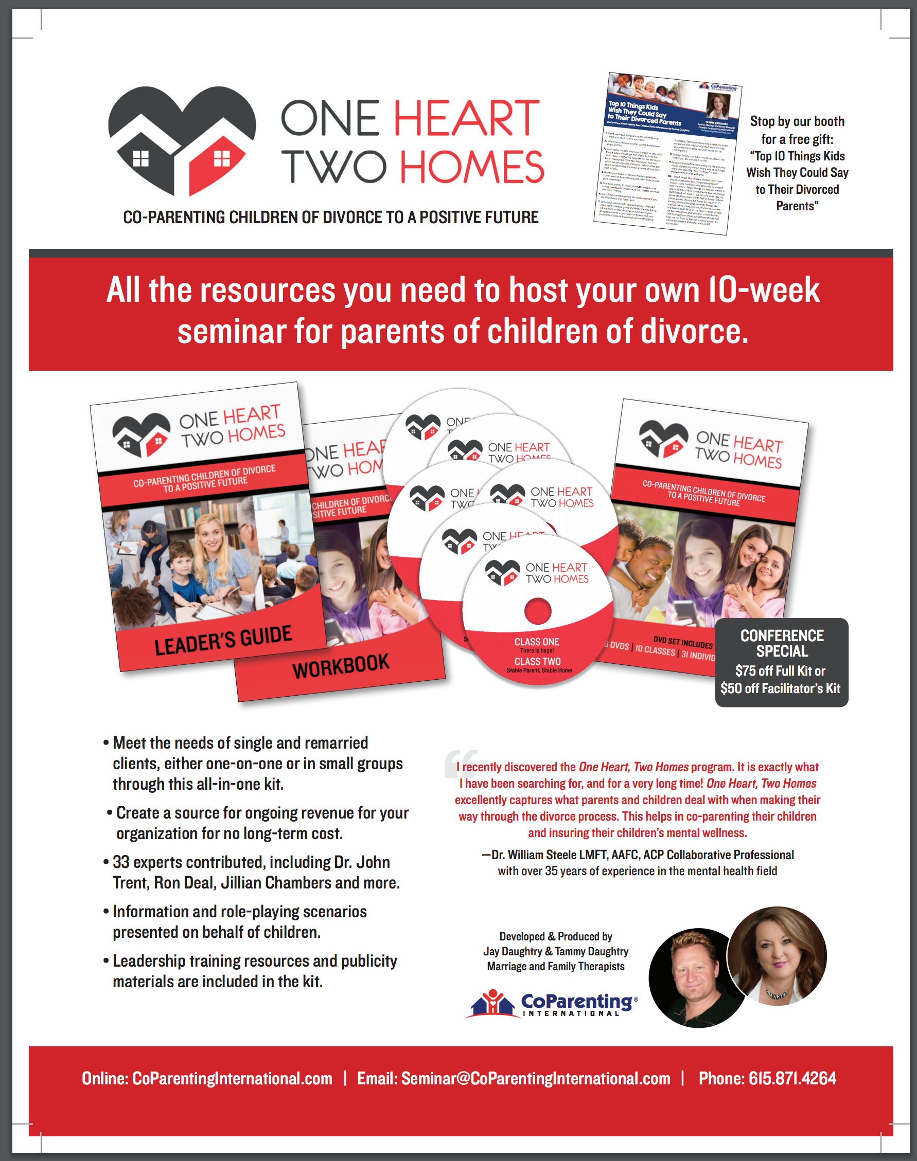 "Research Project: ""One Heart, Two Homes"" Curriculum"