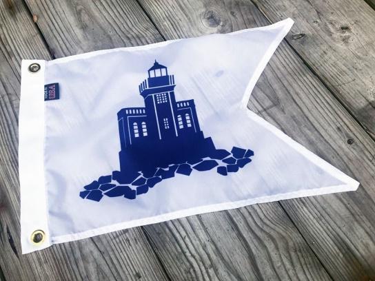 Lighthouse Burgee