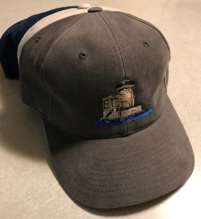 Hats with Embroidered Lighthouse