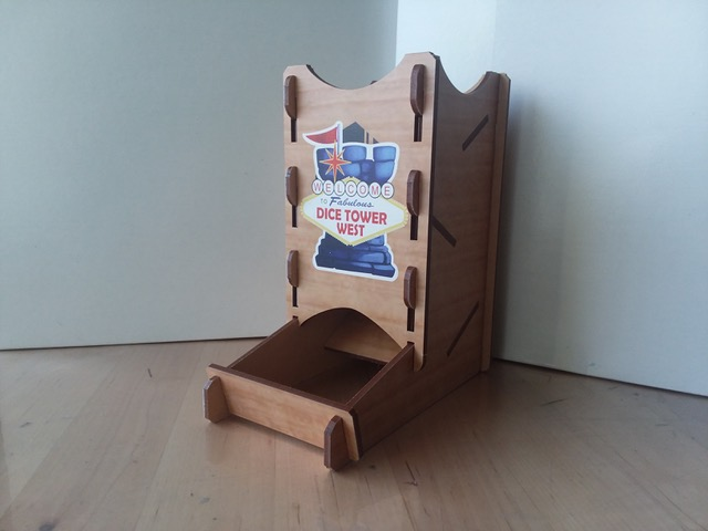 Dice Tower West Dice Tower