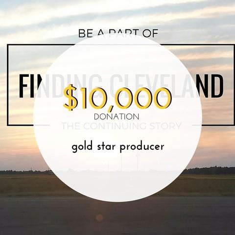 $10,000 Gold Star