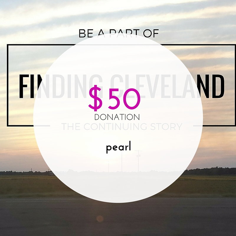 $50 - Pearl