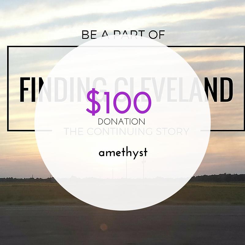 $100 - Amethyst