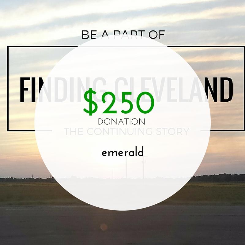 $250 - Emerald