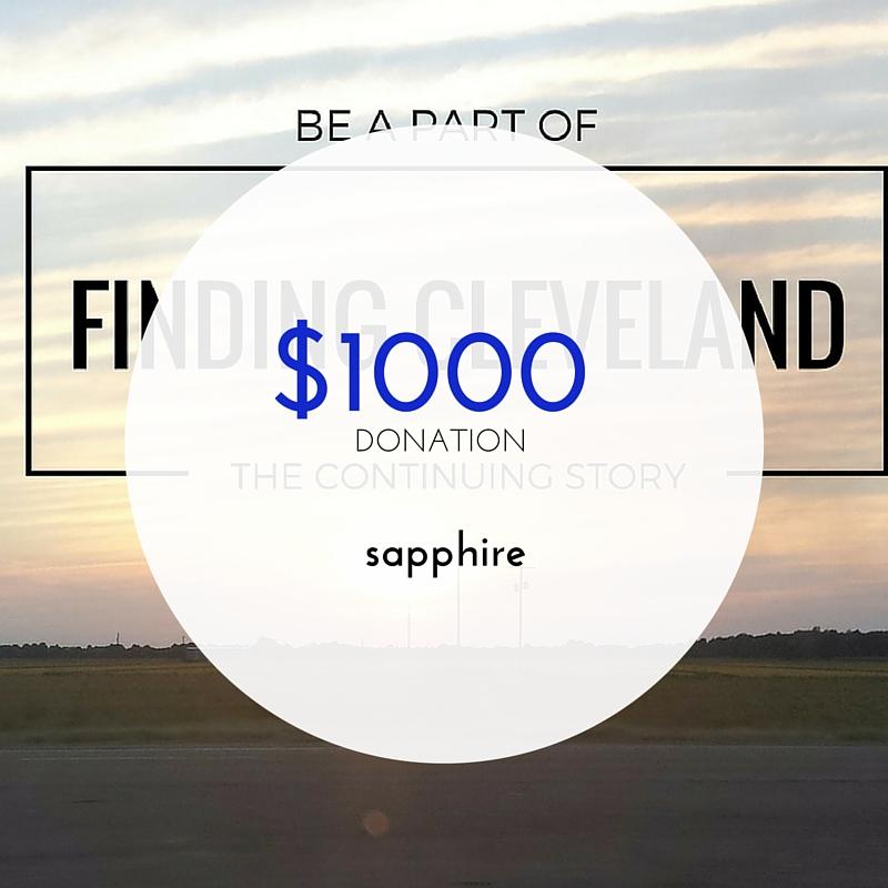 $1000 - Sapphire