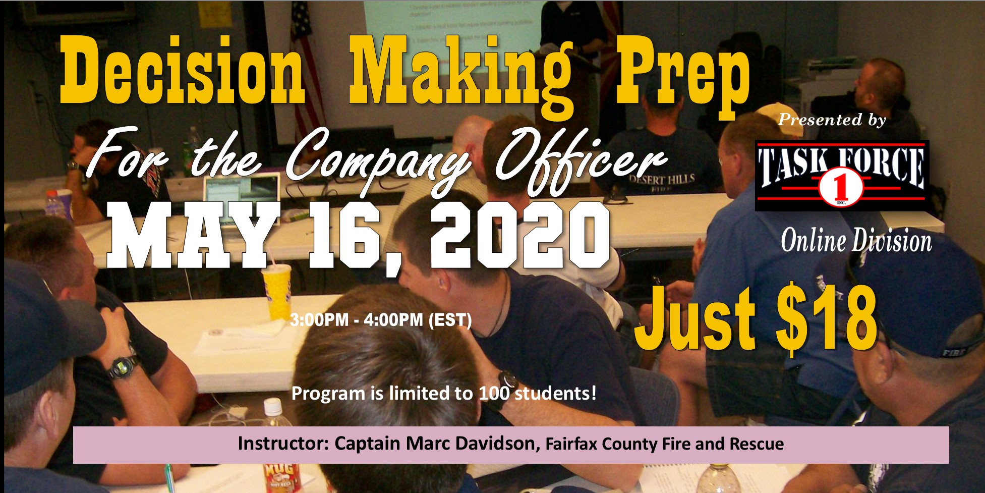 Decion Making For Company Officers