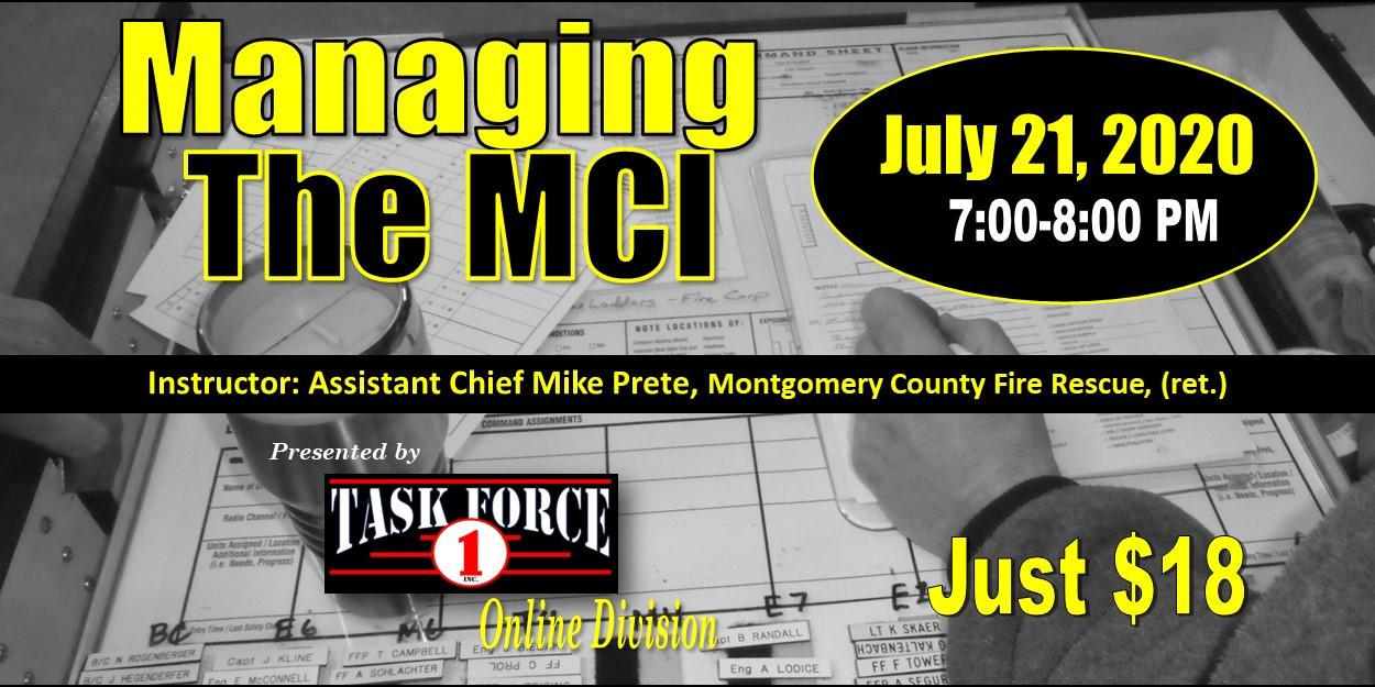 Managing the MCI