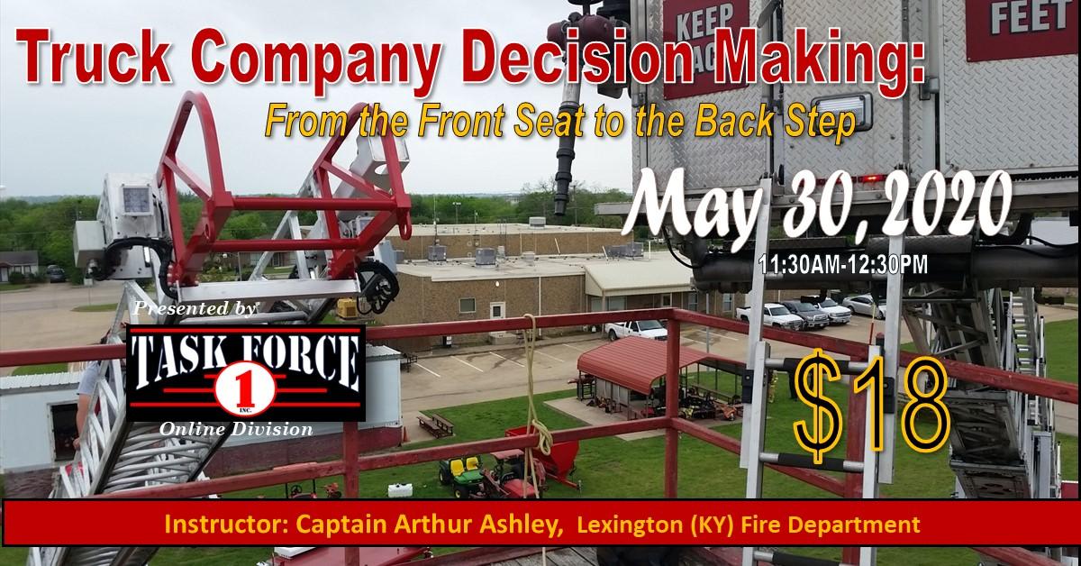Truck Company Decision Making