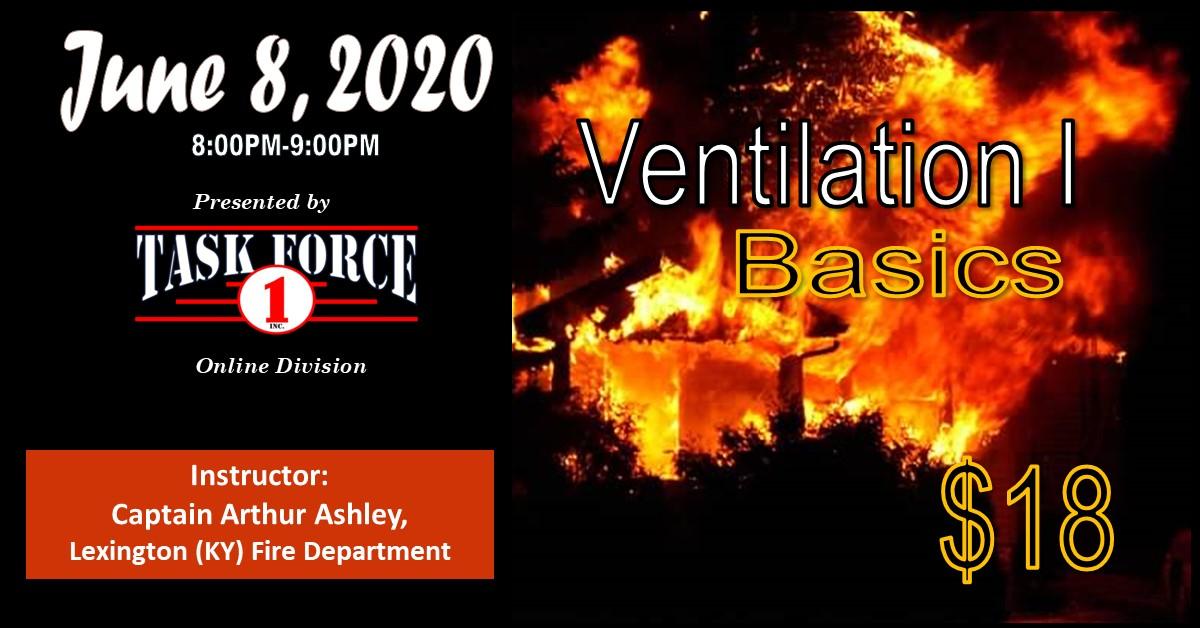 Ventilation I: Basic