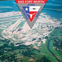 The NAS Fort Worth, JRB Sponsor