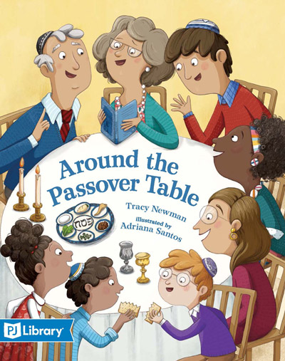 Around the Passover Table