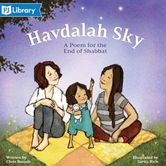 Havdalah Sky