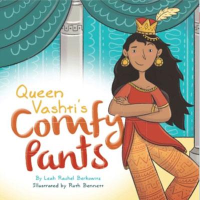 Queen Vashti's Comfy Pants
