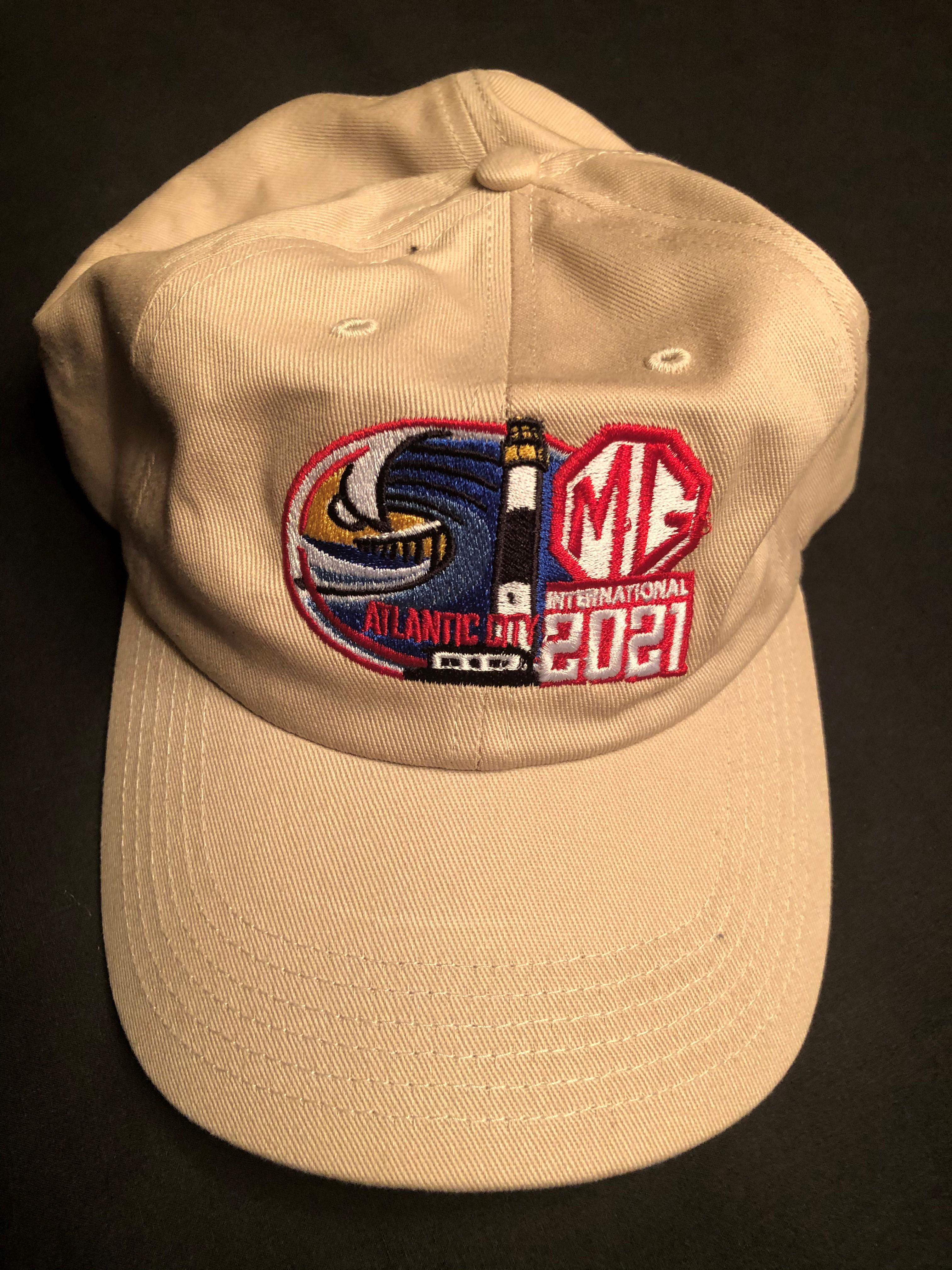 MG International 2021 Hat