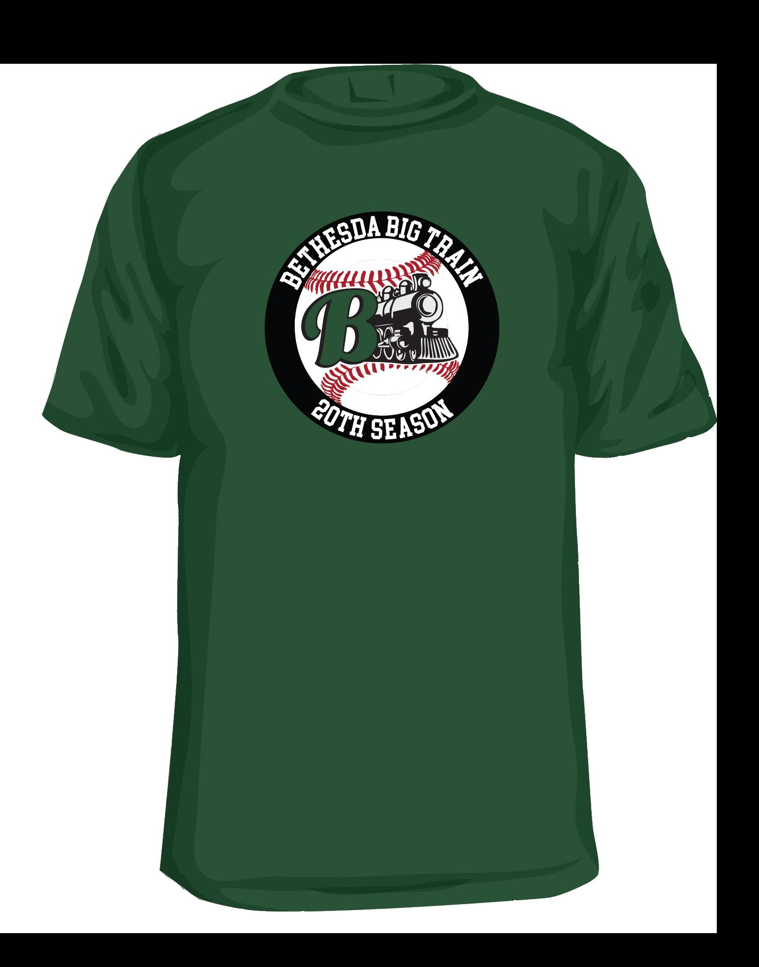 20th Season Shirt