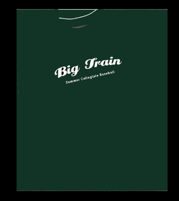 GREEN Big Train T-Shirt