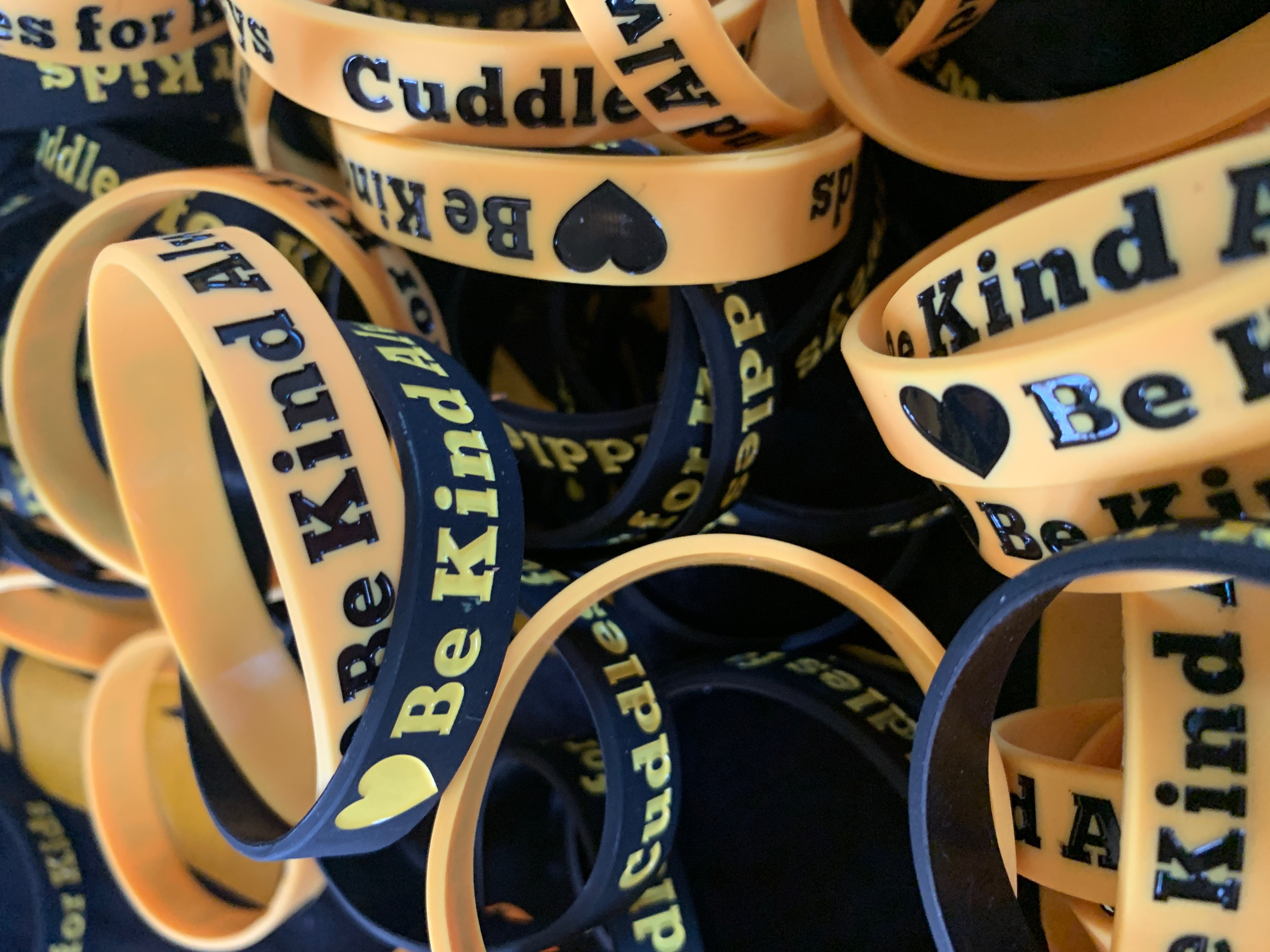 CFK Be Kind Always Wristbands
