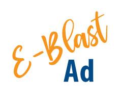 Week of NOVEMBER 1, 2021 E-Blast Ad