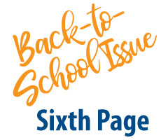 Sixth Page 2021 Back-to-School Issue Ad
