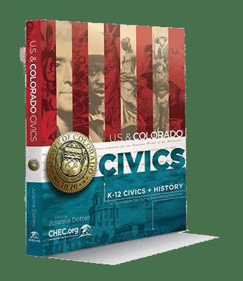 Colorado Civics: a K-12 Civics + History for Colorado Home Educating Families