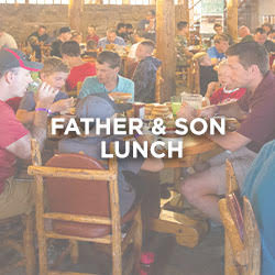 Choose your ticket for the Father & Son Lunch: