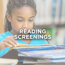Reading Screenings with Teri Spray & colleague (Wednesday 6/16 only)
