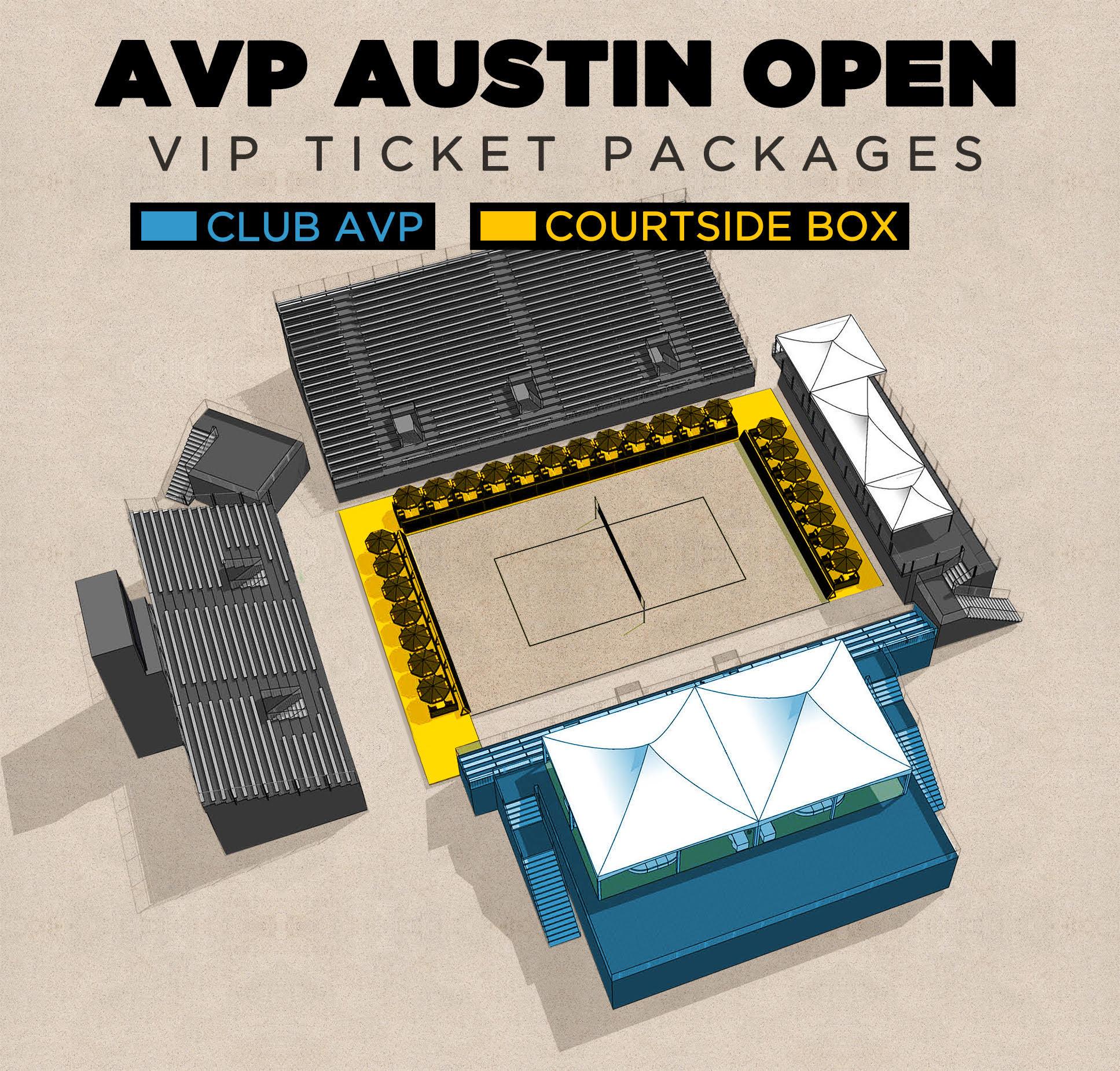 Austin Avp Beach Volleyball