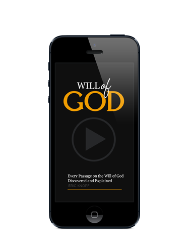 Will of God - Audio Book Edition (Instant Download)