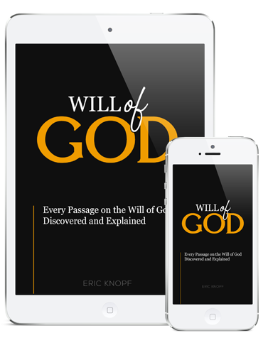 Will of God - E-Book (Download)