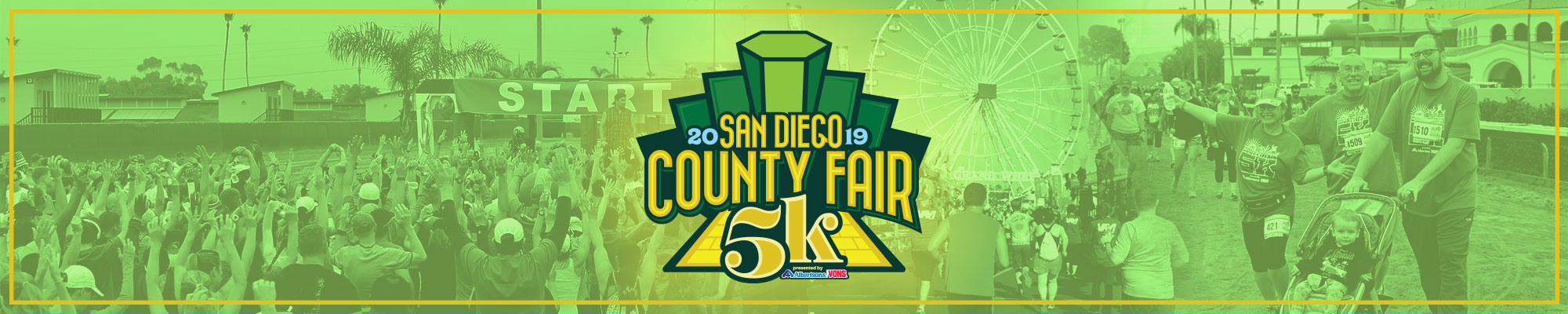 SD Fair 5K 2019 | Del Mar, California