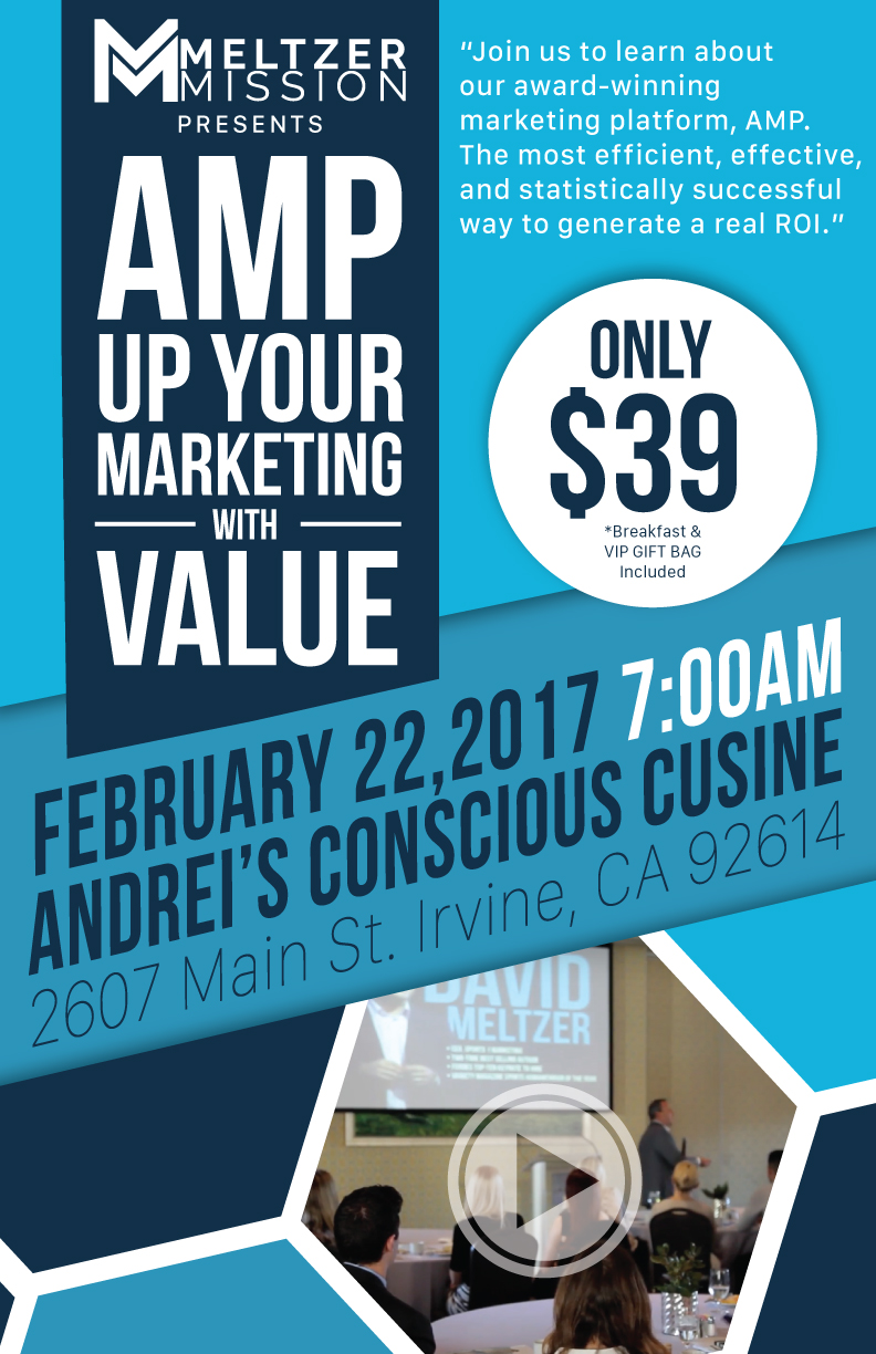 AMP Up Your Marketing