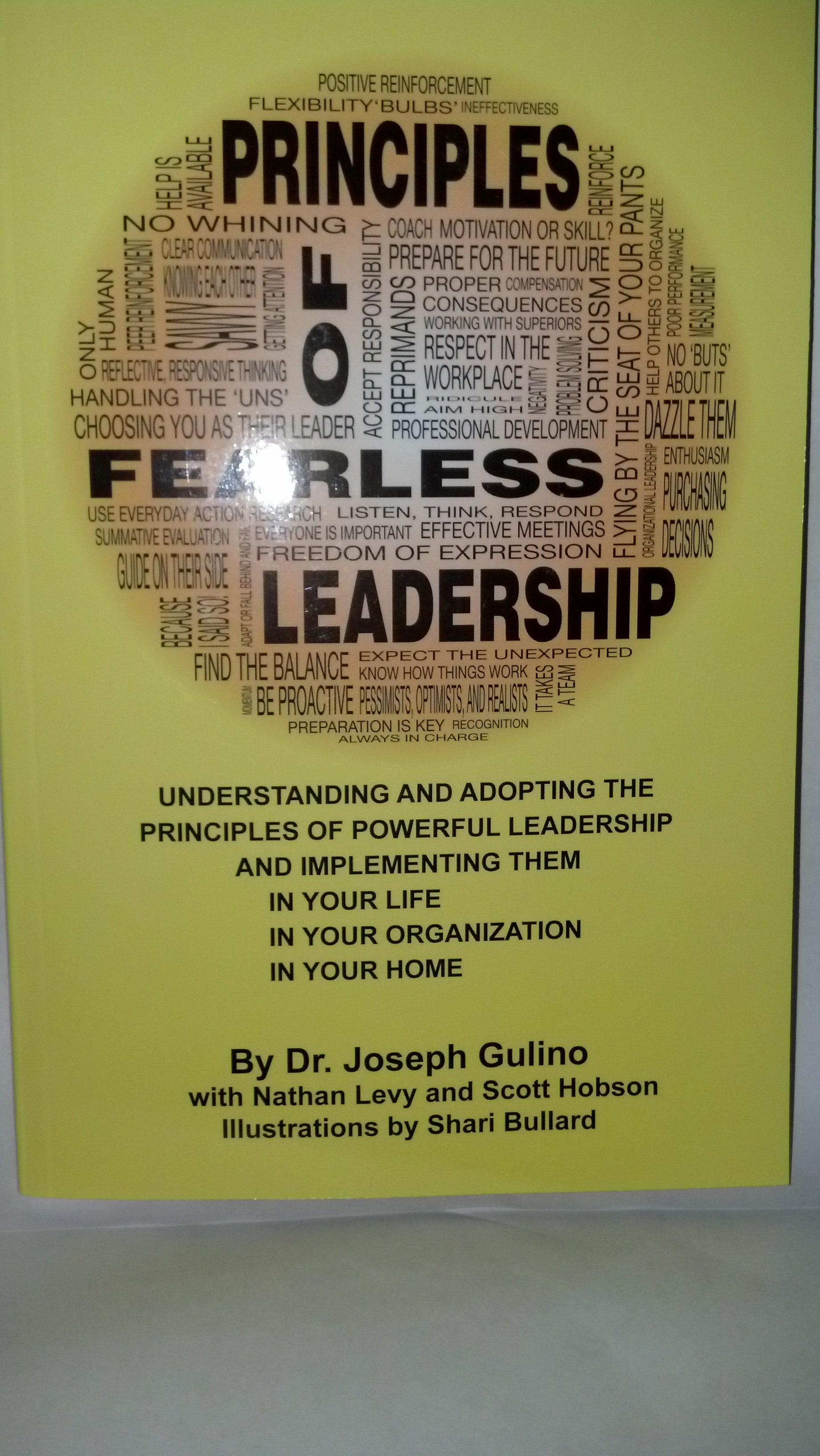 Principles of Fearless Leadership