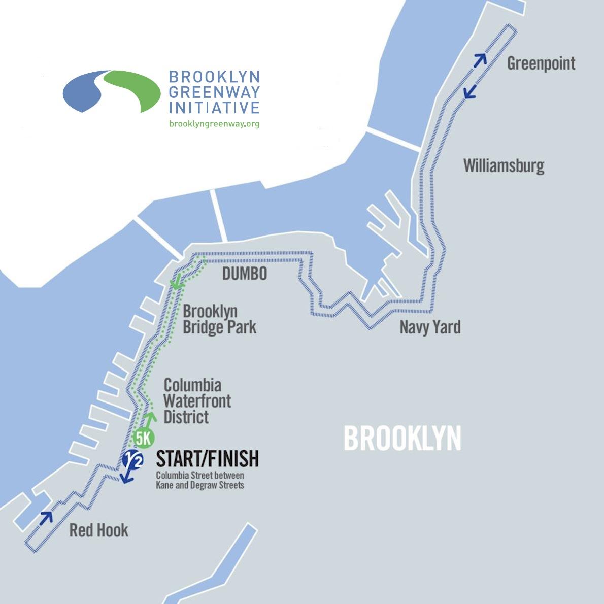 Brooklyn Greenway Half Marathon & 5K 2019 - elitefeats