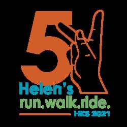 Helen Keller Virtual 5K Official Logo